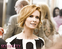 The Stars come out!! – Cynthia Nixon
