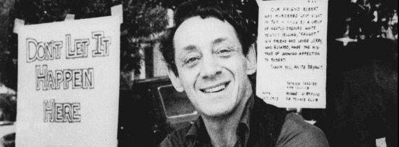 LGBT History Month Icon Of The Day: Harvey Milk