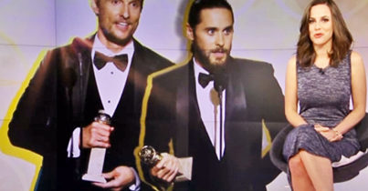 A WORD OF ADVICE FOR Matthew McConaughey and Jared Leto on thier potential Oscar speech