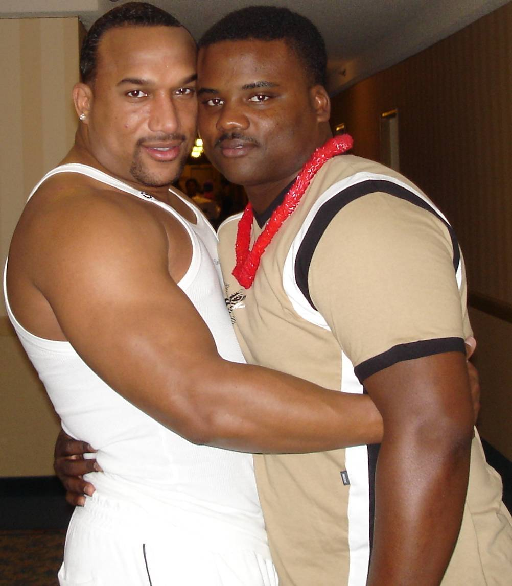 gay big men