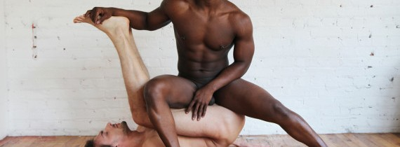 Gay Russian Artist Responds To Garage Magazine's Racist 'Black Woman' Chair With NSFW Image