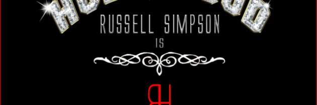 """Russell Simpson is Hollywood"" New Page Layout"