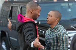 KAL & TARIQ: Best moment in Rich and Golden toned (new name for black) gay TV to date!!!
