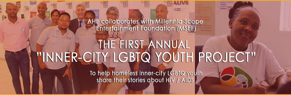 Millennia Scope's Inner City Youth Project