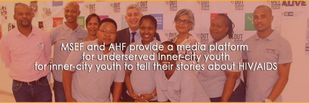 MSEF and AHF create grant to address Inner-city HIV